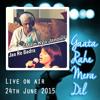 Main Kya Jaanoon - Gaata Rahe Mera Dil (Live on air)