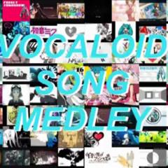 67 Utau - My Favorite Vocaloid Song Medley