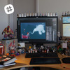 Why You Should Be More Like That Co-Worker With 32 Action Figures On Her Desk