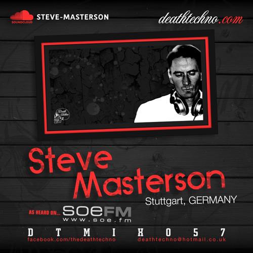 DTMIX057 - Steve Masterson [Stuttgart, GERMANY]
