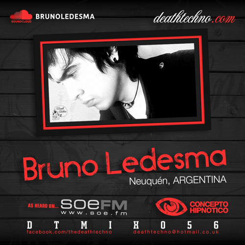 DTMIX056 - Bruno Ledesma [Neuquén, ARGENTINA]