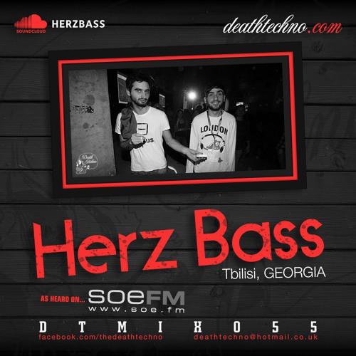 DTMIX055 - Herz Bass [Tbilisi, GEORGIA]