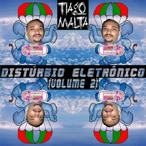 Distúrbio Eletrônico (volume 2)