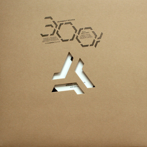 "theory, kodama, hidden element & abstract elements - fundamentals ep (reel, acr 3001, 12"")"