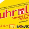 Dominik O. 27.06.2015 @ Ruhr In Love Halle Luja Meets Clubtronica & Badmatic Floor