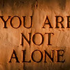 NOT ALONE (Album: A Friend Forever - Edwin Paul)