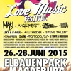 Dirty House Ink. @ Love Music Festival 2015
