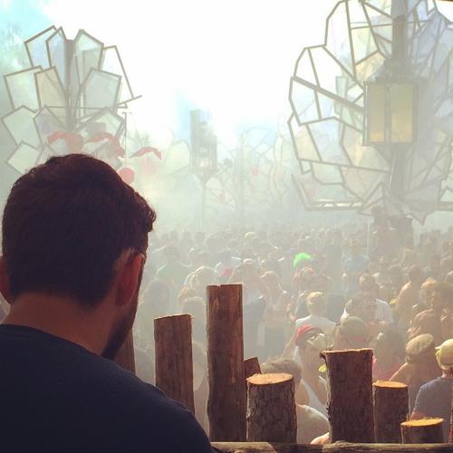 Morning Live Set @ Fusion Festival, Tanzwueste, 2015