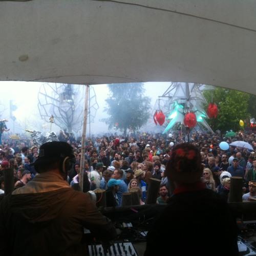 Kolect @ Tanzwüste – Fusion Festival 2015