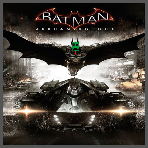 Oly - Batman Arkham knight تقييم