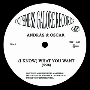 (I Know) What You Want by András & Oscar