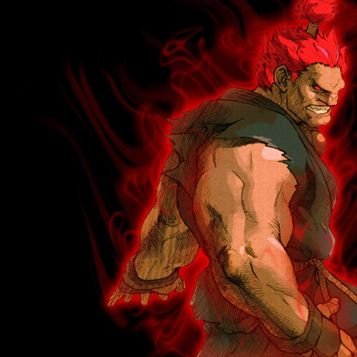 Super Street Fighter II Turbo - Akuma's Theme (CPS1 Arrange)