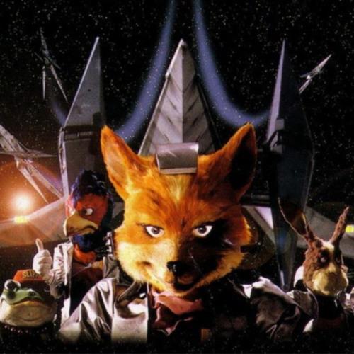 Star Fox - Corneria (Mega Drive/Genesis Arrange)