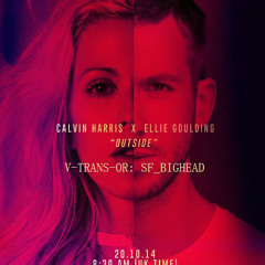 Outside - Calvin Harris ft Ellie Goulding (QuyenD Remix)