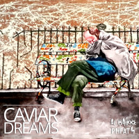 PHFAT & Al Bairre Caviar Dreams Artwork