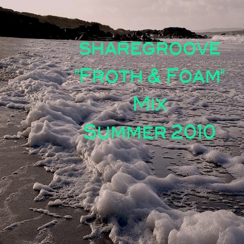 Sharegroove Froth and Foam Mix