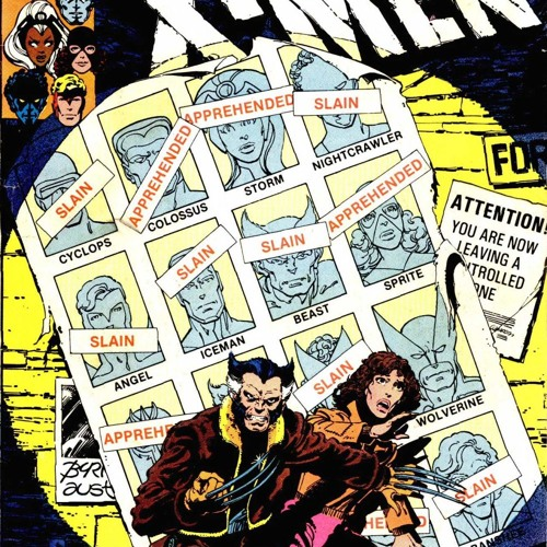 Podcast 2: Xmen Days of Past Present and Future