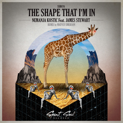 Nemanja Kostic feat. James Stewart - The Shape That I'm In (Original Mix)
