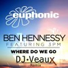 Ben Hessenny ft. 3PM - Where Do We Go (DJ Veaux Remix)