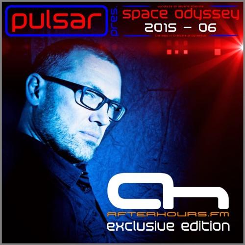 Pulsar – Space Odyssey 2015-06 @ AH.FM