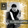 Not For Sale - Sgt. Corrin Campbell