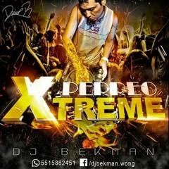 01. Intro Perreo X - Treme By Dj Bekman