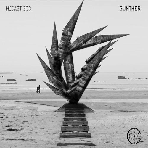 Gunther Hypnotic Instincts Podcast 003 (Techno)