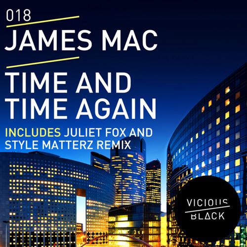 James Mac - Time and Time Again (Original Mix)