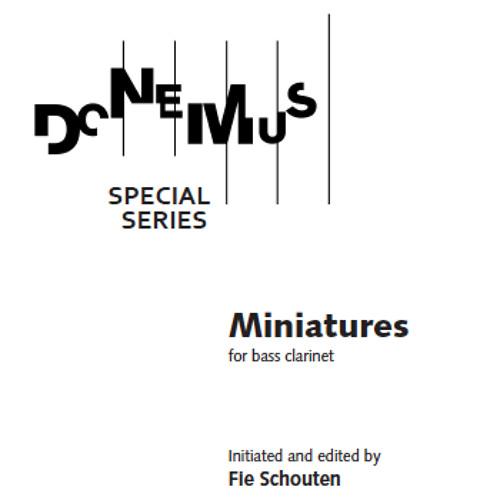 miniatures Ig Henneman - Riassunto