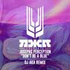 Josephs Perception - Don't Be A Blue (DJ AKA Remix)
