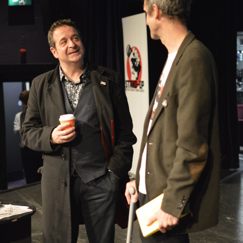 Linda Smith Lecture 2015: Mark Thomas on alternative comedy