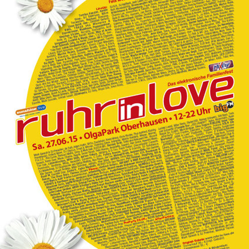 Lukash Andego - Ruhr In Love 2015 (WeAreUnderground/ Massive Sounds floor) 27.06.2015, Oberhausen