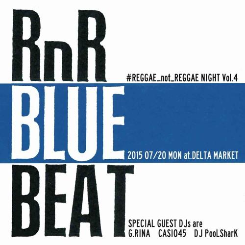 Ja-ge George / Down Beat Rule Dubplate For REGGAE_not_REGGAE NIGHT