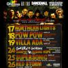 one love world reggae festival's dancehalls by NL