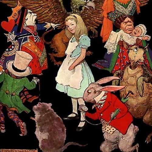 Lacan analyse Alice au pays des merveilles