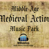 Middle Age - Medieval Action (New Songs Added)