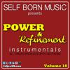 01 - James Brown Studio Intro & Mona's Love - POWER & Refinement Volume 10