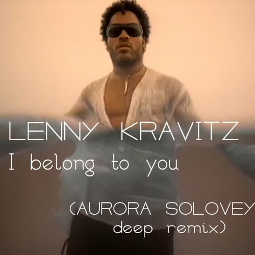 lenny kravitz i belong to you