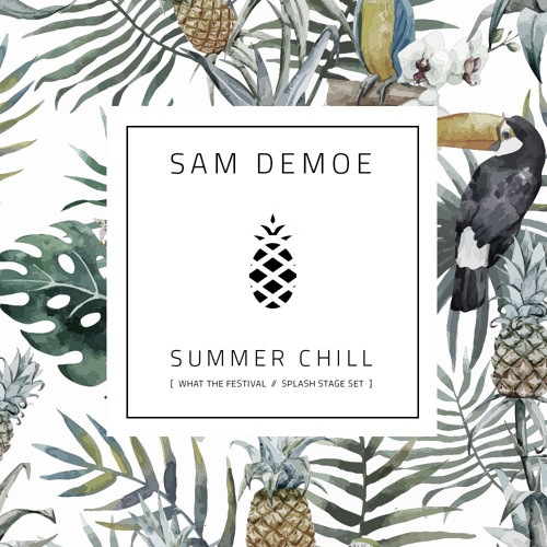 SUMMER CHILL - WHAT THE FESTIVAL 2015