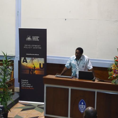 PNG Update 2015 - Michael Uiari Keynote Address