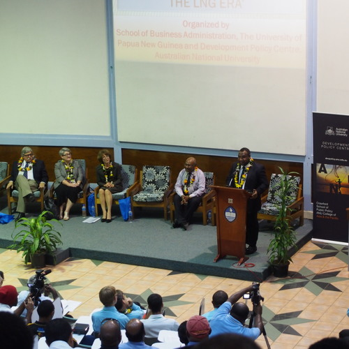 PNG Update 2015 - The Hon James Marape Opening Address