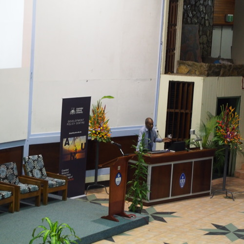 PNG Update 2015 - Gae Kauzi Keynote Address