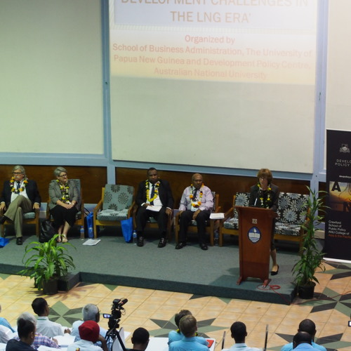 PNG Update 2015 - Welcome Remarks and Inaugural Address