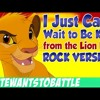 The Lion King - I Just Can't Wait To Be King - Rock Cover By NateWantsToBattle