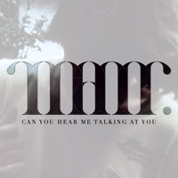 Manor Can You Hear Me Talking At You Artwork