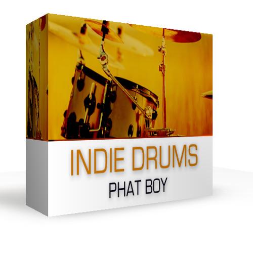 Indie Drums: Phat Boy for Native Instruments Kontakt