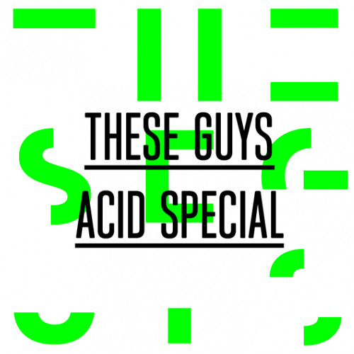 Serge @ These Guys Acid Special, Closure Amsterdam (20-06-2015)