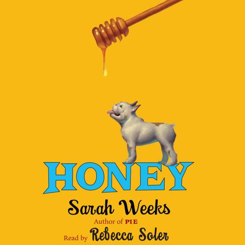 HONEY By Sarah Weeks, Read By Rebecca Soler