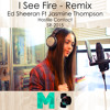 Ed Sheeran - I See Fire  Feat. Jasmine Thompson (HC Remix) (Free Download)