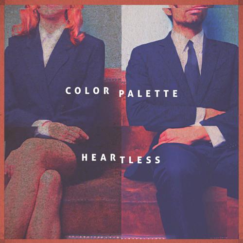 COLOR PALETTE - HEARTLESS
